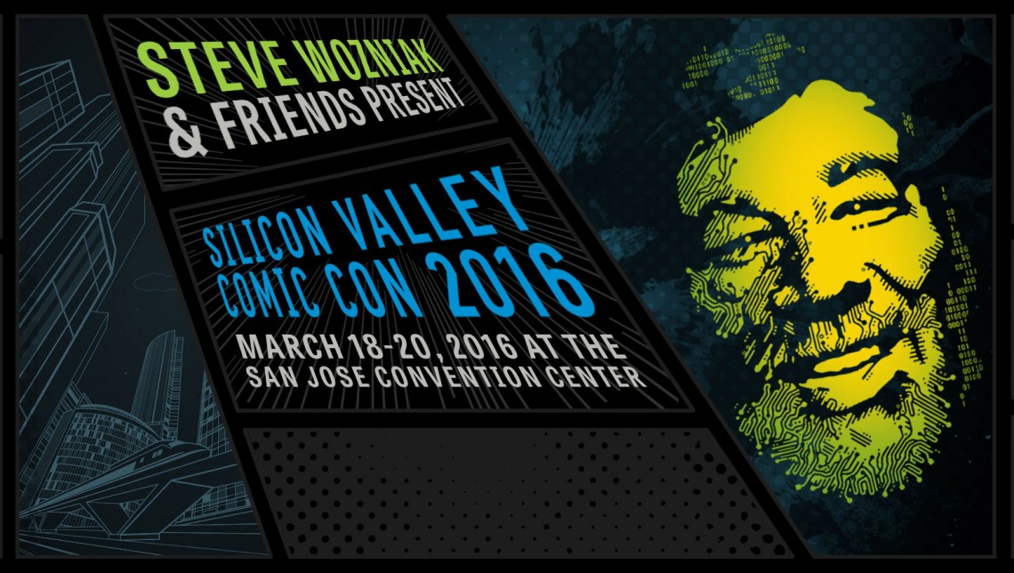 BEING A GEEK! SILICON VALLEY COMIC CON 2016